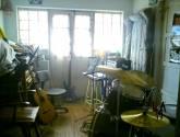 vieja sala de ensayos