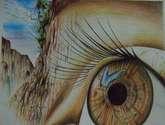 ojo de la montaña