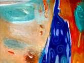 acequia grande   1.20 x 1.00 cm.  óleo/tela