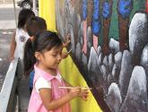of the immigrants mural: y yo ya estaba! i was already here! 9