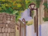 Safed's street