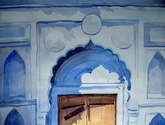 beauty of door in india