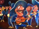 mariachi azul