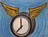 o tempo voa