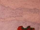 o castelo vermelho de leiria