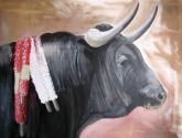 Cabeza de toro 2
