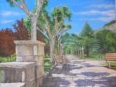 paseo monasterio de leyre