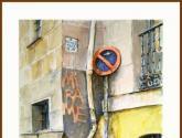 viejo madrid: rincón de lavapiés