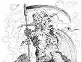 brujo guerrero