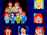 Coro de muchachas