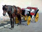 coche de caballos