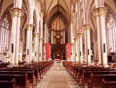 entrada iglesia de sandoná