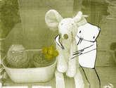 compartiendo ratonera