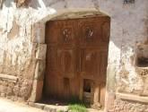 puerta vieja  de un ingenio