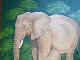 a família elefante