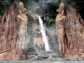 las puertas del  reino de  anubis