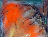 mujer soñadora