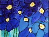 joan parramon y las flores azules