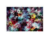 pintura-abstract floral