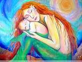 abrazo soñado