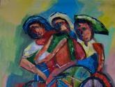 los ciclistas ( no.2 )