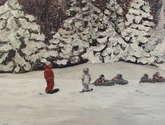 snowboard. clase de tarde (ref.99)