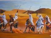 la fiesta del sahara