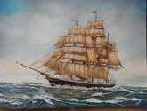 velero holandes de noach