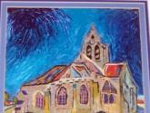 Estudo do mestre Vincent  Van Gogh