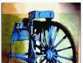 a roda do afiador