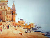 morning varanashi ghat