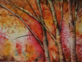arboles de otoño II