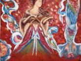 dama del violí