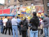 of the immigrants mural: y yo ya estaba! i was already here! 6