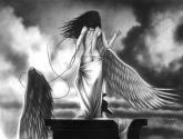 celestial desnudo de mujer angel