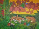 jaguares de belice.