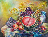 still life. fructs