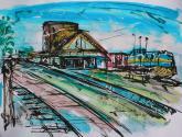 estacion de trenes