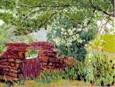 Villarejo, Entrada al huerto