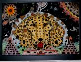 jaguar, cosmogonia maya