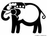 elephant's journey / el viaje del elefate / a viagem do elefante