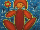 el protector de la flor