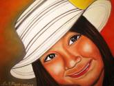 sombrero pintao panameño