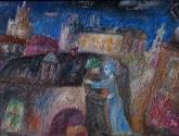 una noche en moscu, 1958
