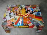 mesa en collage