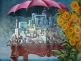 La ciudad en la mesa