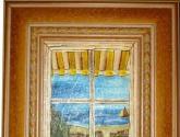ventana marina
