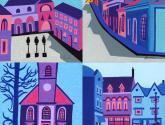 pueblos,calles