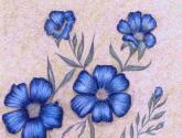 flores de lino