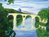 Bridge over Tiber River